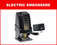 Electric Embossers