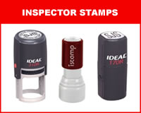 Inspector Stamps