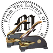 Premium Golden <br>Standard Desk Press <br>Monogram Embosser<br>$65.98</b>