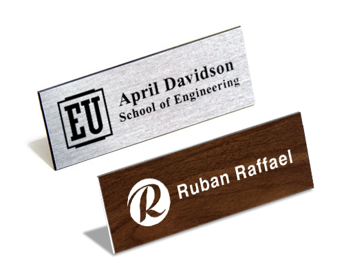 Name Tag - Single Color