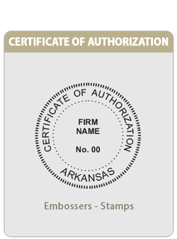 AR-Certificate of Authorization