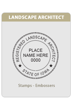 IA-Landscape Architect