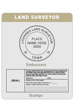 IA-Land Surveyor