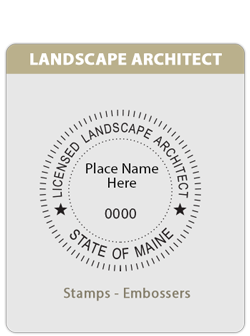 ME-Landscape Architect
