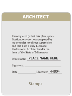 MN-Architect Certified Doc.