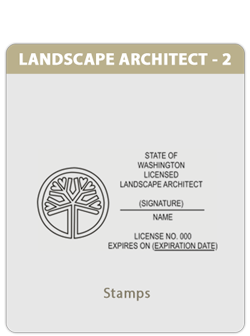 WA-Landscape Architect 2