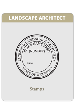 WY-Landscape Architect