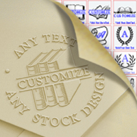 Stock Artwork Wax Seal